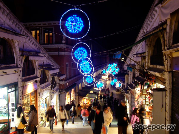 Рождество в Венеции