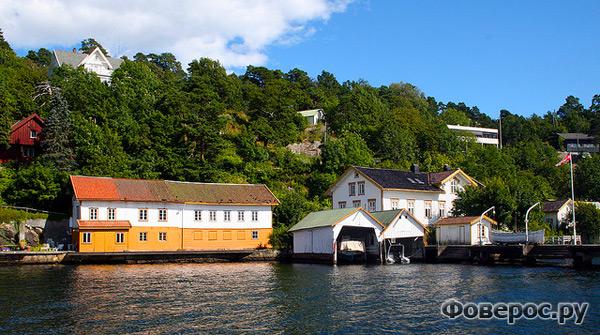 Арендал, Норвегия