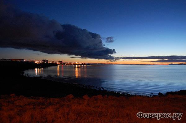 Кеблавик, Исландия