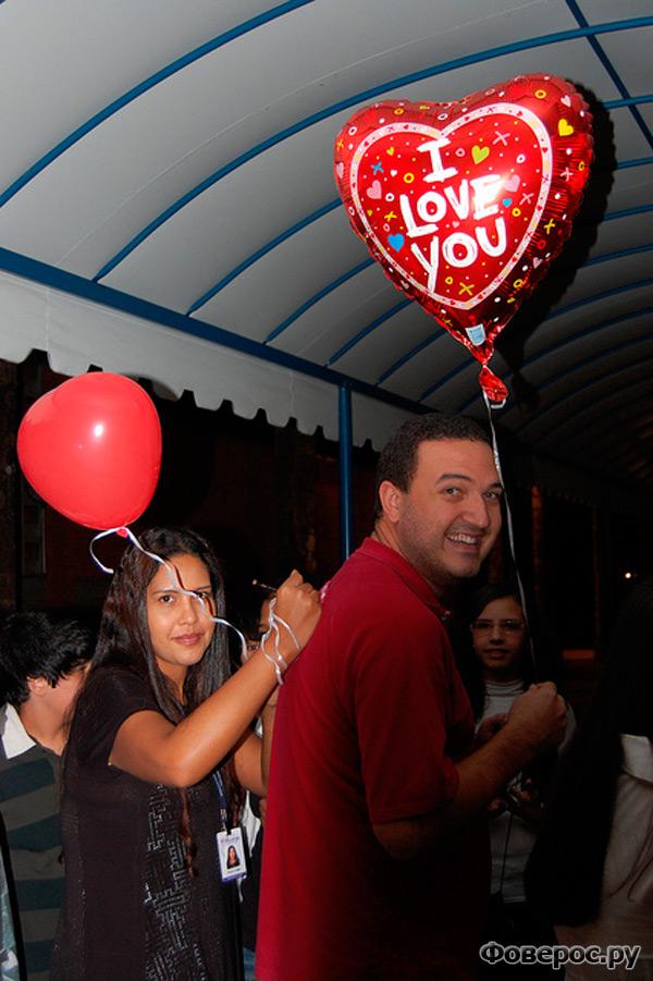 Бразилия. День Св. Валентина