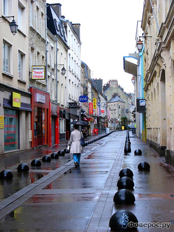 Шербур, Франция