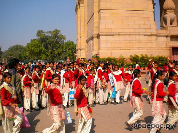 Индия. День Св. Валентина