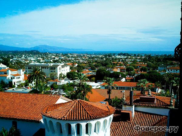 Санта Барбара, США