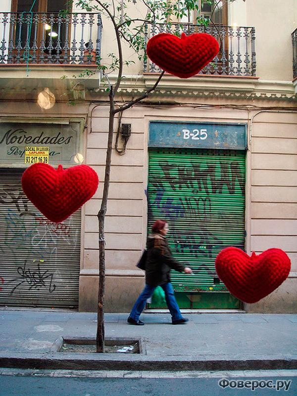 Испания. День Св. Валентина