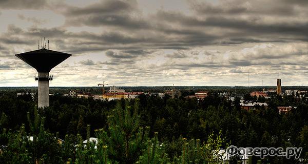 Коккола, Финляндия