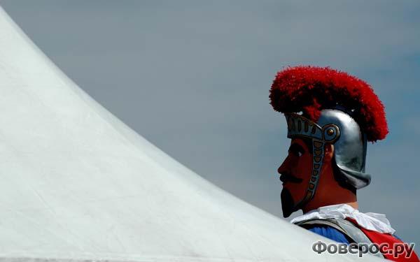 Скандинавский воин Рёз Папа - главный герой карнавала!