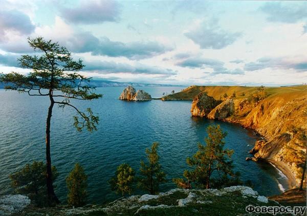 Байкал: Вид сверху