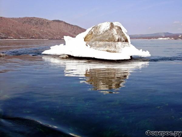 Байкал: Вид с берега