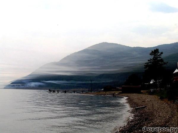 Байкал: Набережная