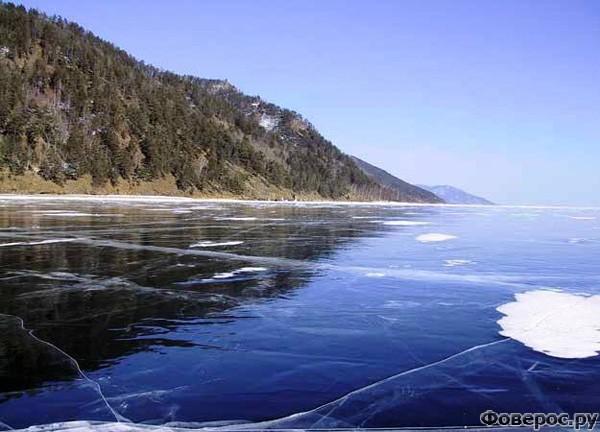 Байкал: Красоты