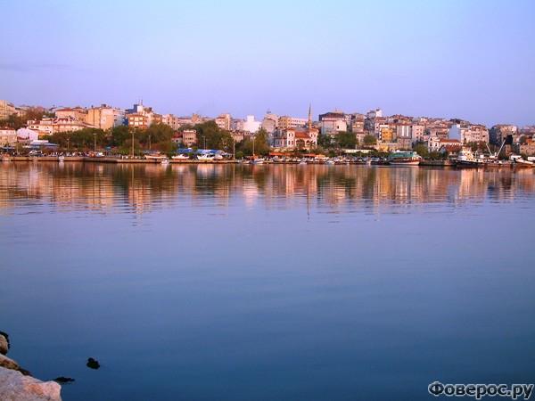 Бандырма - Город