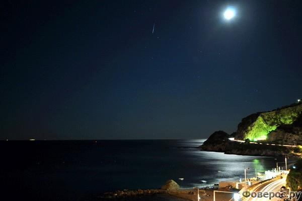 Берджеджи: Ночное море