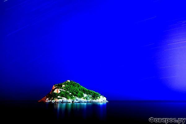 Берджеджи: Ночной остров