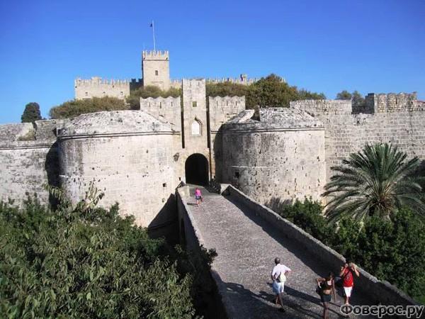 Родос: Старый город