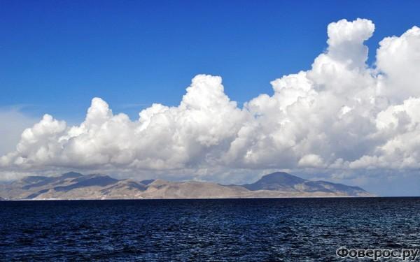Калимнос - Море