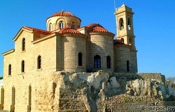 Касторья: Монастырь