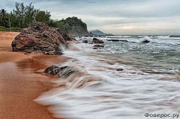 Кемасик: Море