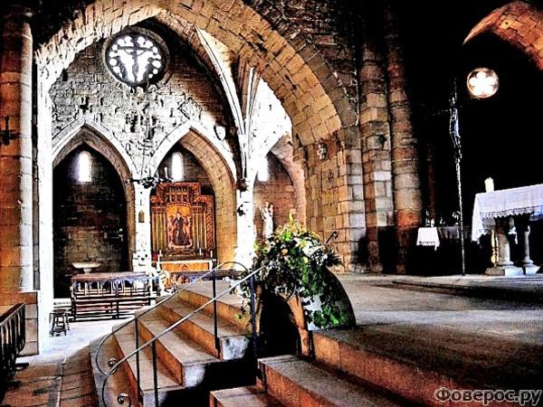 Лерида - Церковь Святого Лаврентия