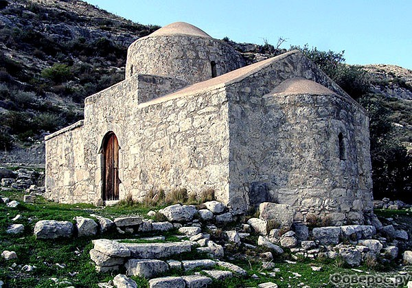 Лимассол - Древняя церковь
