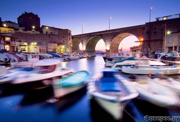Марсель - Старый порт