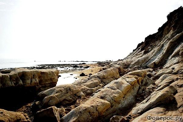 Монталлегро - Море, скалы