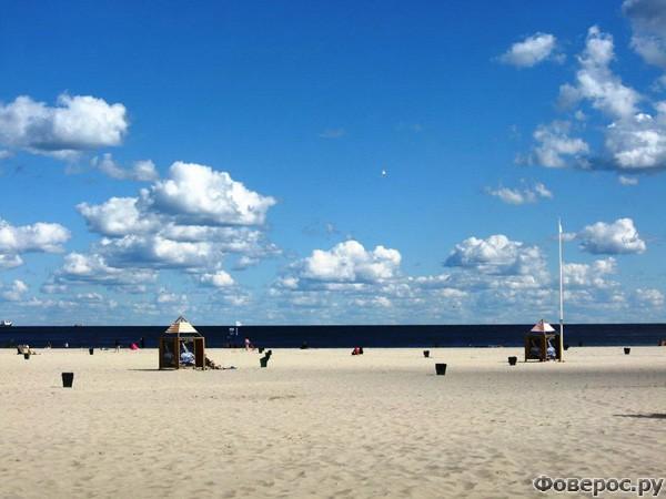 Гдыня: Пляж