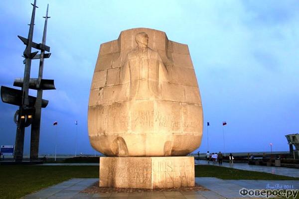 Гдыня: Памятник
