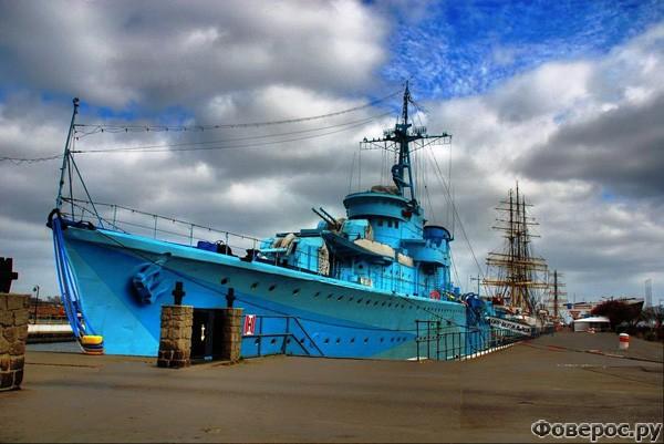 Гдыня - Корабль