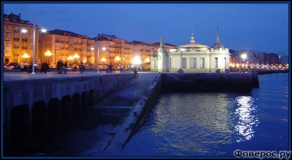 Сантандер - прекрасный город на берегу Атлантического океана
