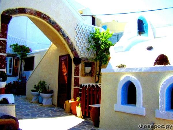 Санторини: Фиростефани