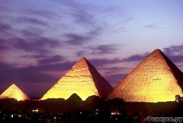 Шарм-эль-Шейх - Остров Фараонов