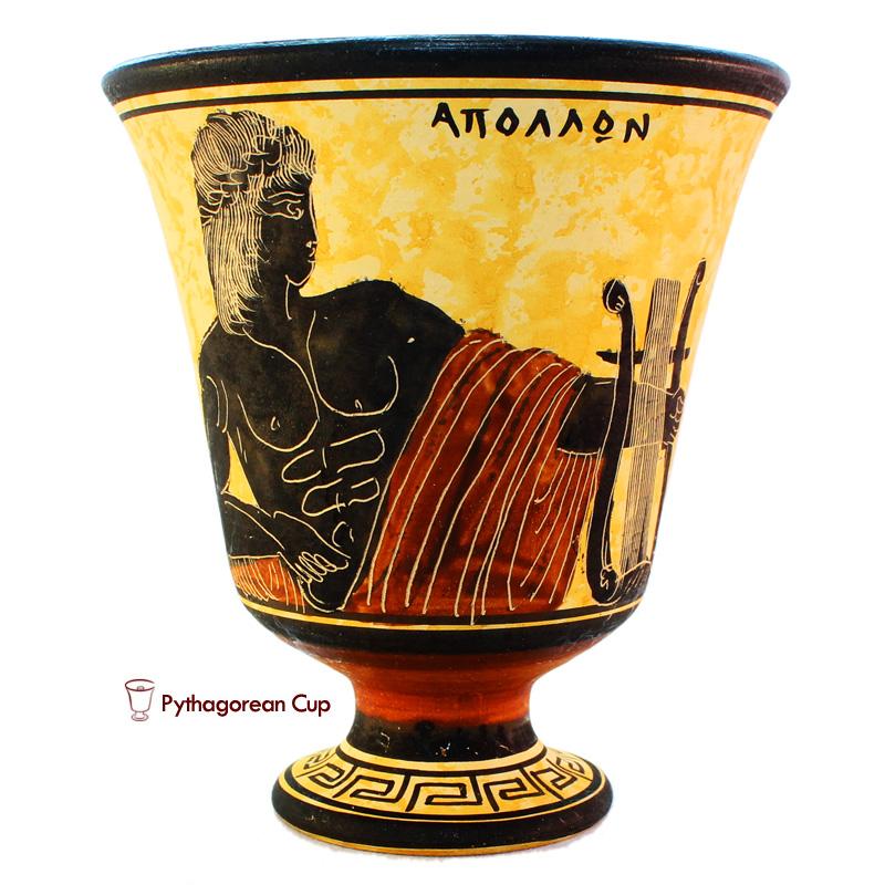 Аполлон - Чаша Пифагора