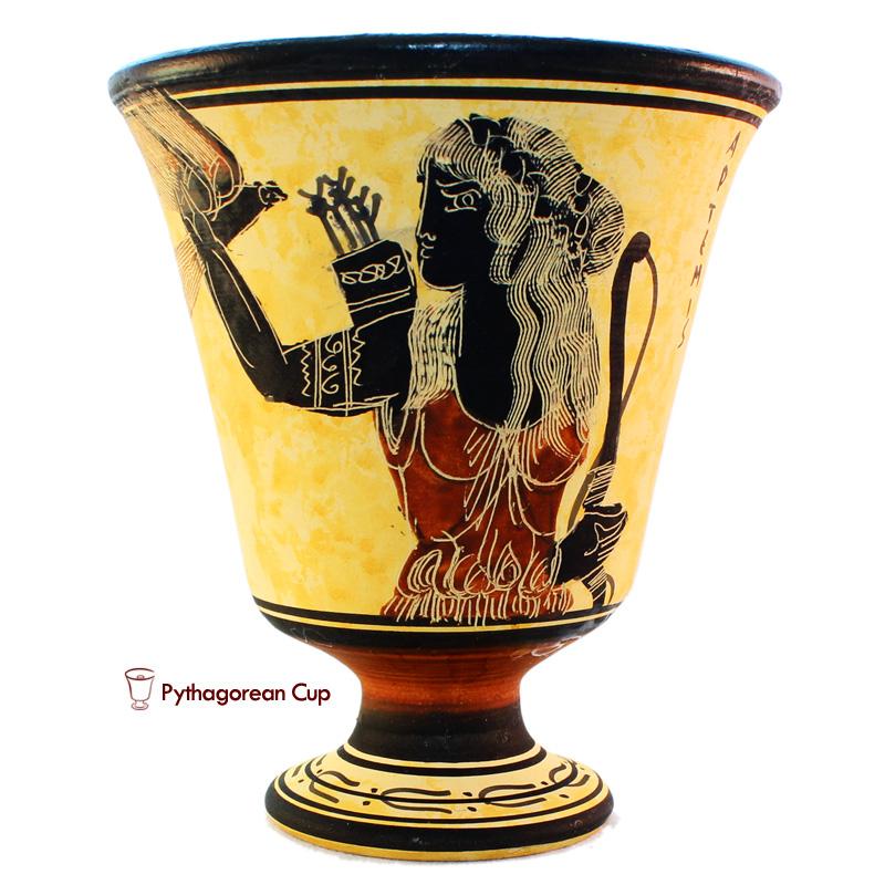 Артемида - Чаша Пифагора