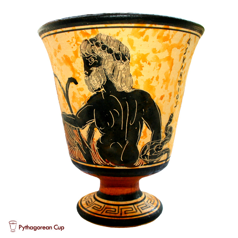 Асклипий - Чаша Пифагора