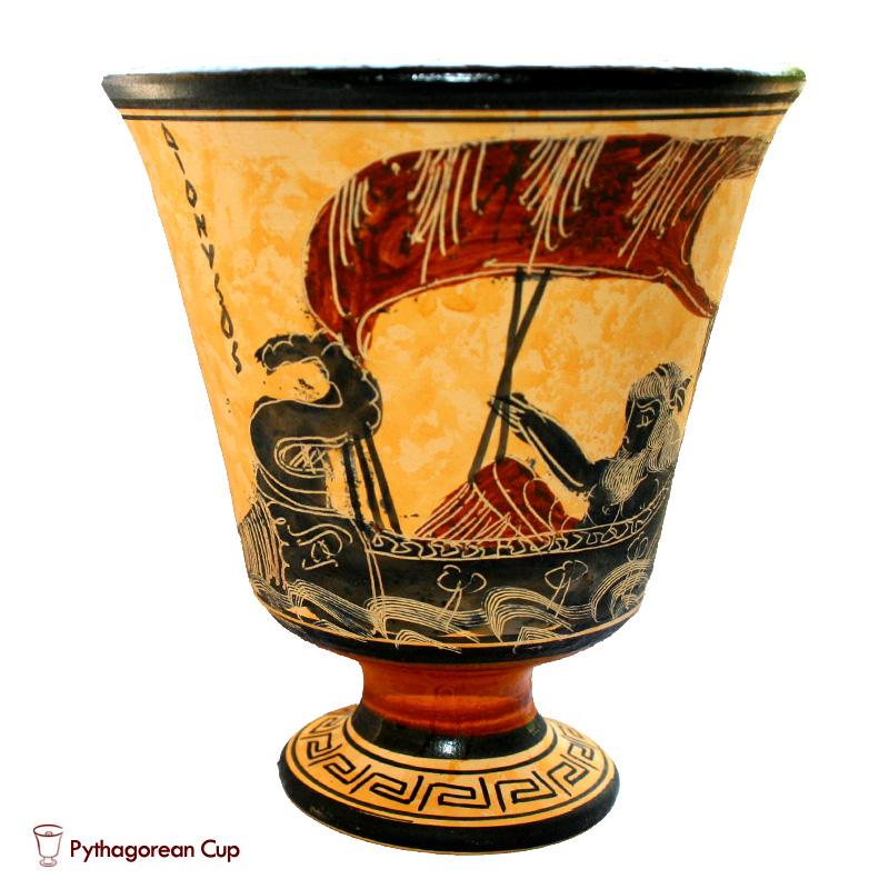 Дионис - Чаша Пифагора