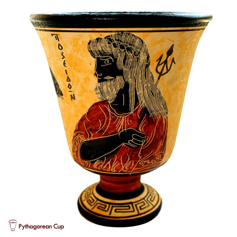 Посейдон - Чаша Пифагора