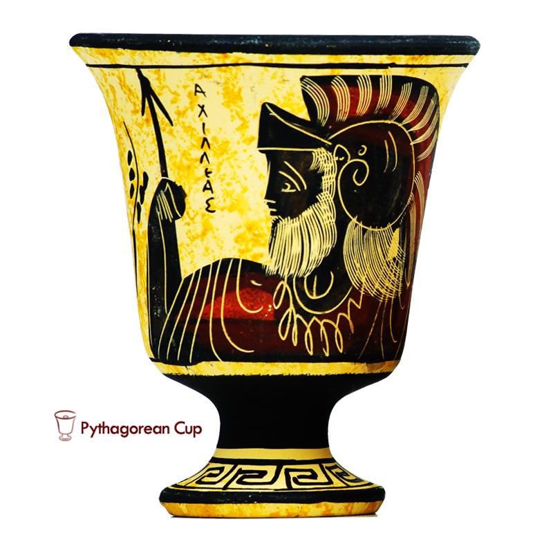 Ахиллес - Чаша Пифагора