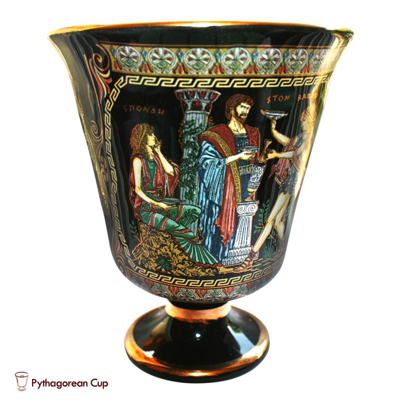 Античная Греция - Чаша Пифагора