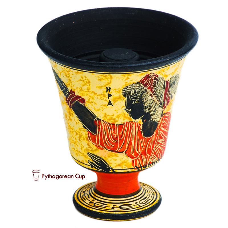 Гера - Чаша Пифагора