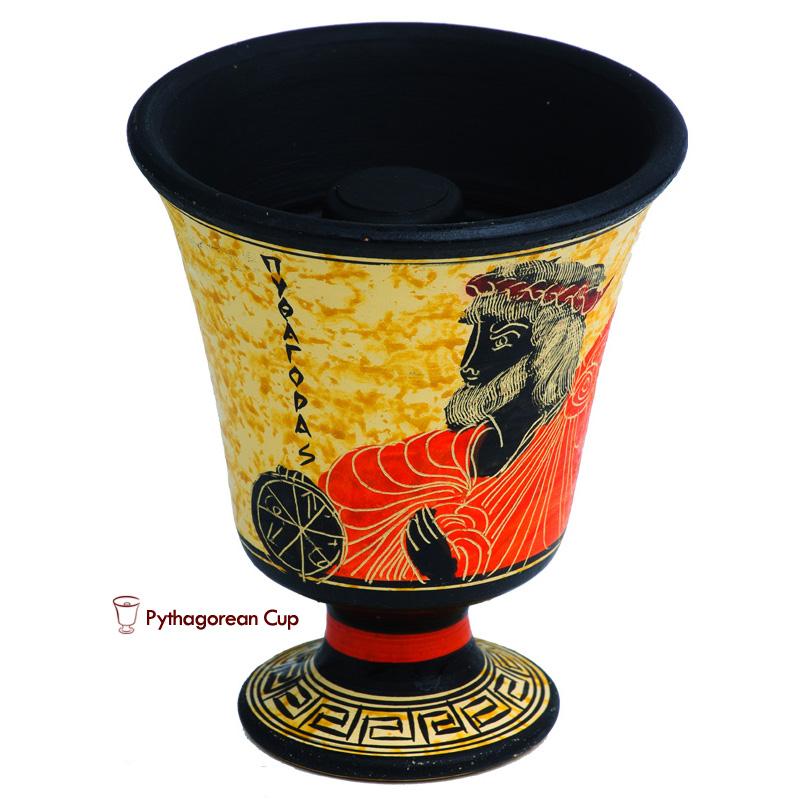 Пифагор - Чаша Пифагора